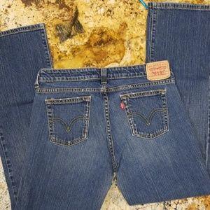 👖Levi's  545 Low Bootcut  Jeans